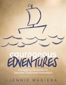 Courageous Edventures book
