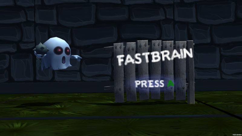 Fastbrain action game UC Davis