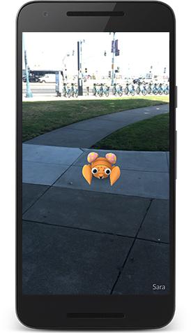 Pokémon Go game education