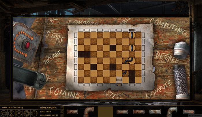 Tessera Puzzle
