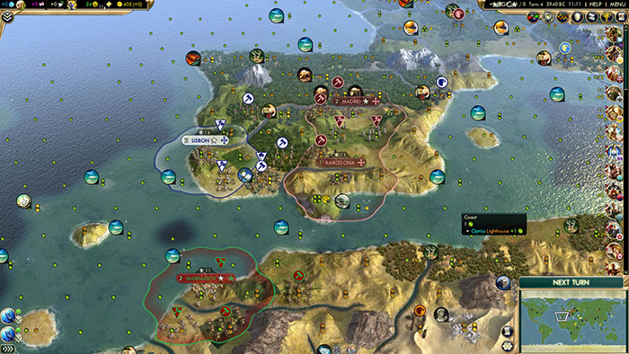 Civilization Game