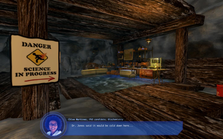 Life Underground Game