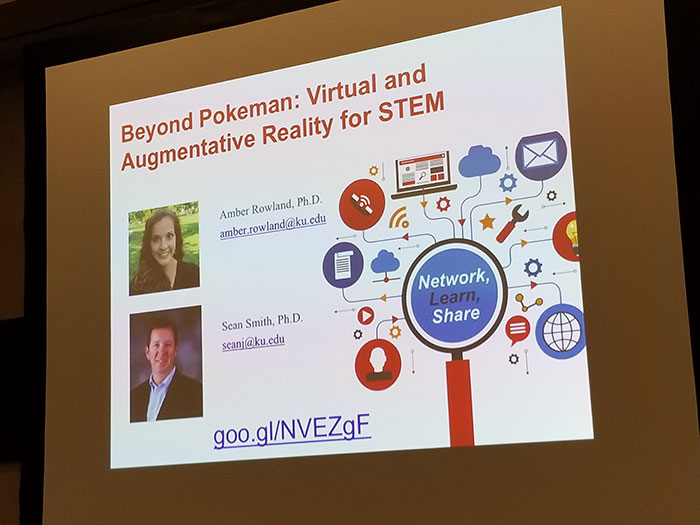 Beyond Pokemon panel ISTE 2017