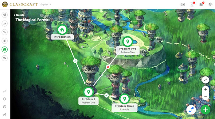 Quests Classcraft Personalized Learning