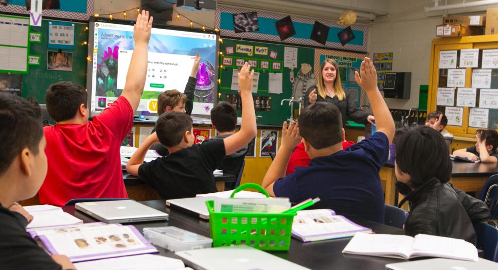 Classcraft in the classroom