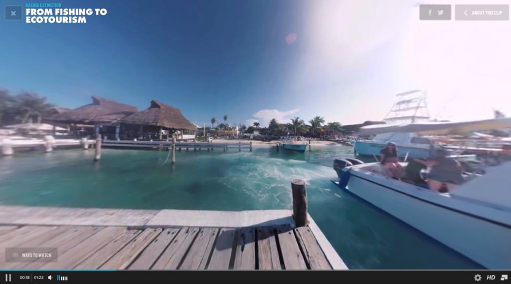 Discovery VR Ecotourism