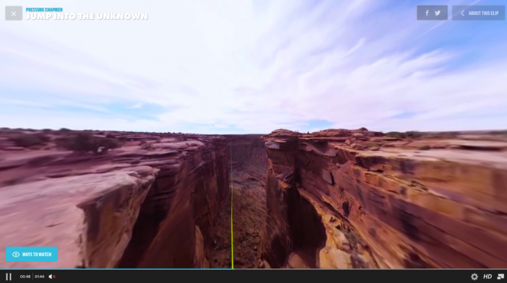 Discovery VR Canyon